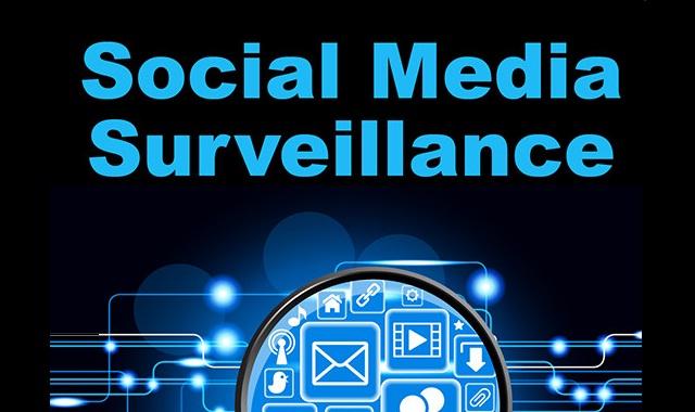 Social Media Surveillance #infographic - Visualistan